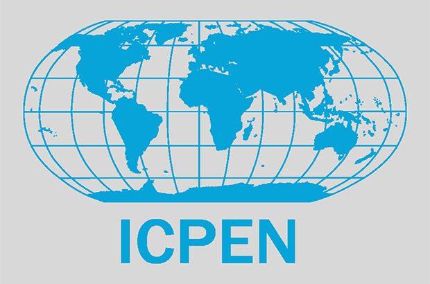 ICPEN logo - grey