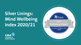 Silver Linings: Mind Wellbeing Index 2020/21